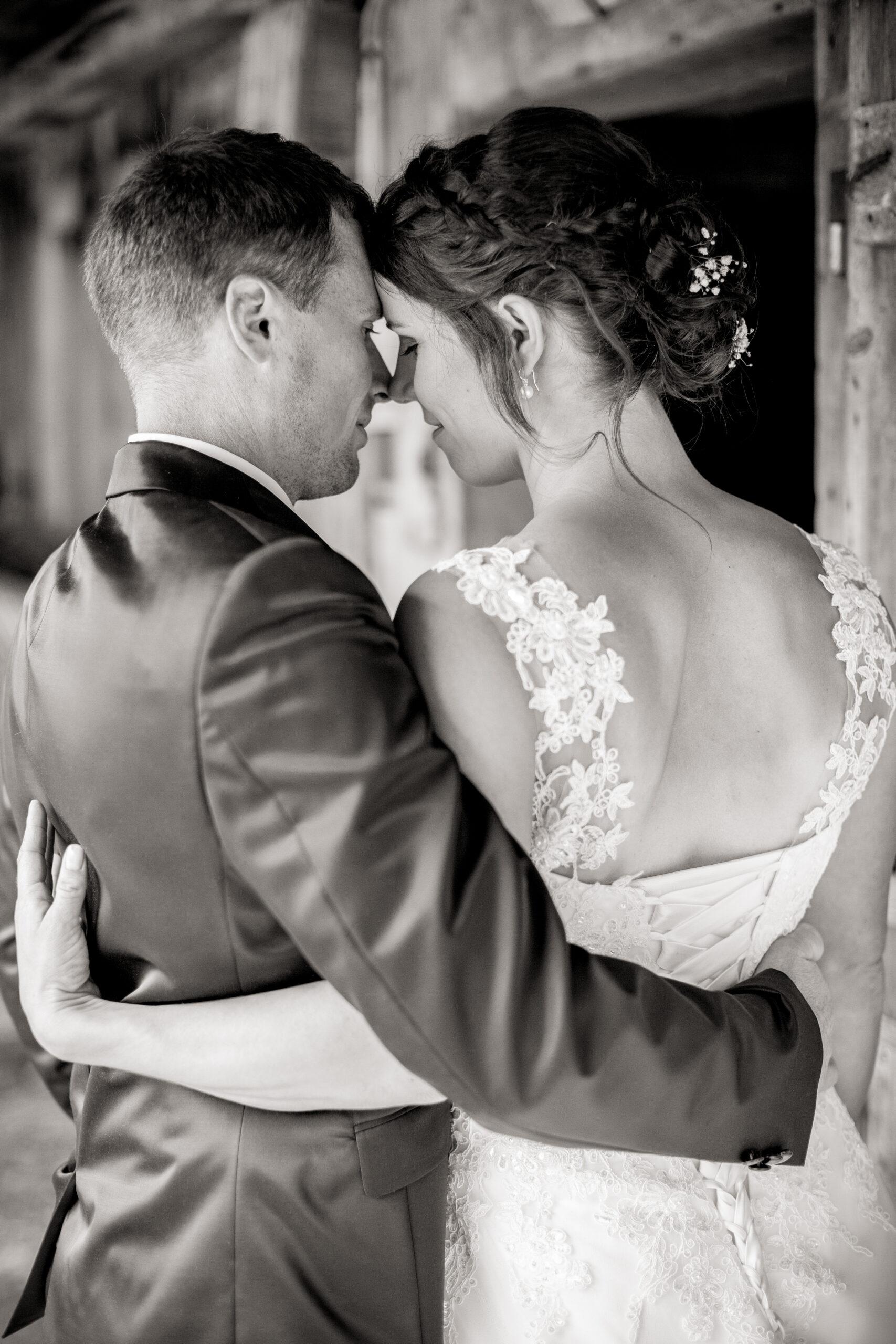 Brautpaar Seline und Lukas
