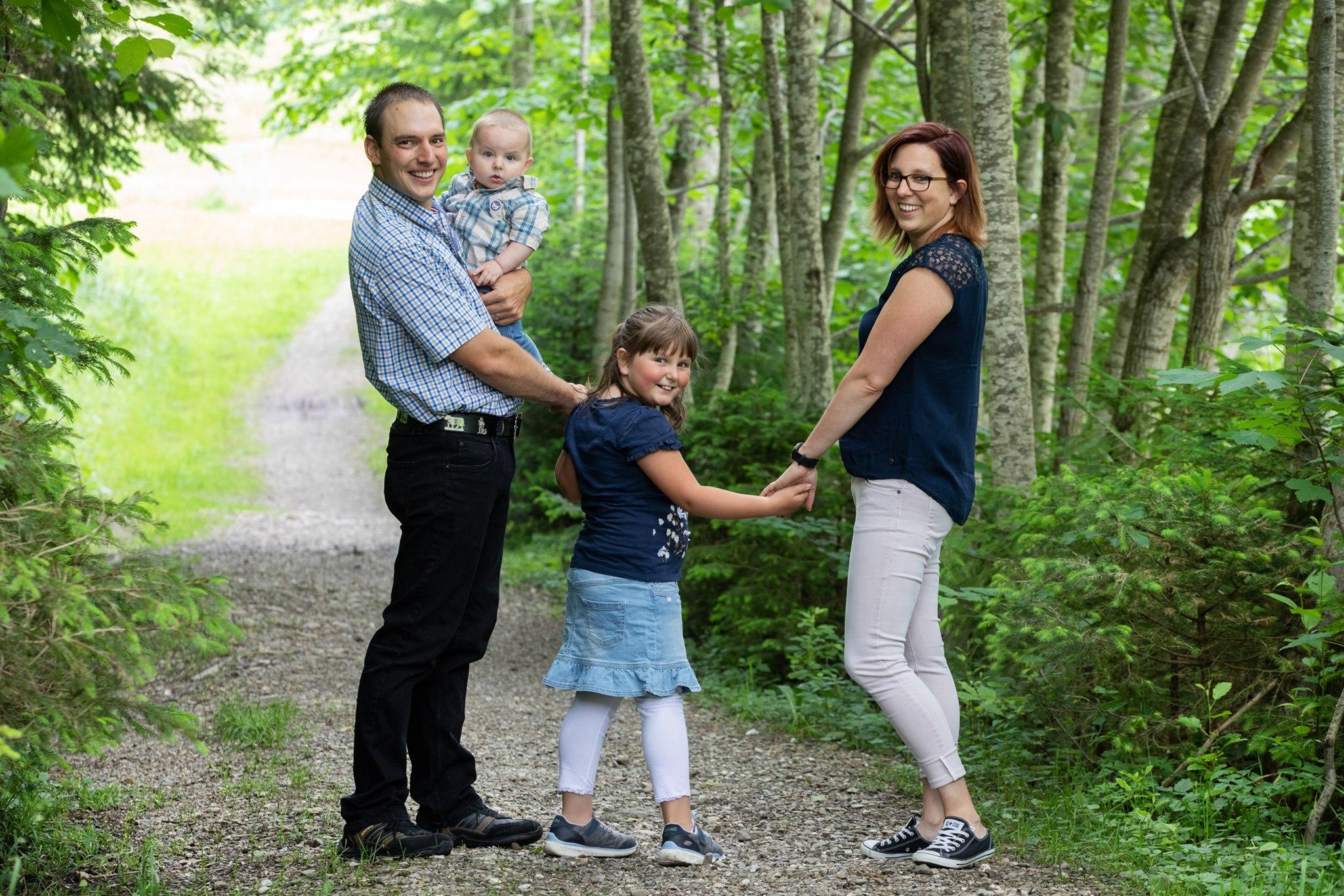 shadowlight Familienshooting