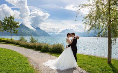 Hochzeitsfotos von Anita und Daniel