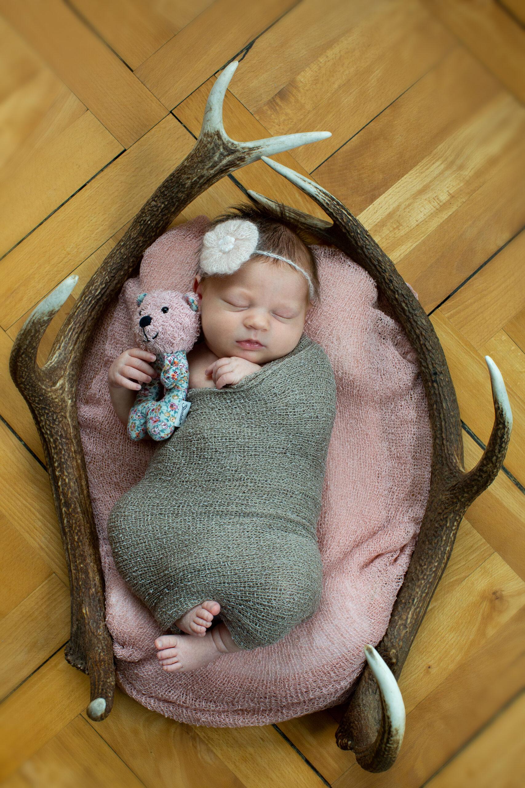 Shadowlight Newbornfotografie
